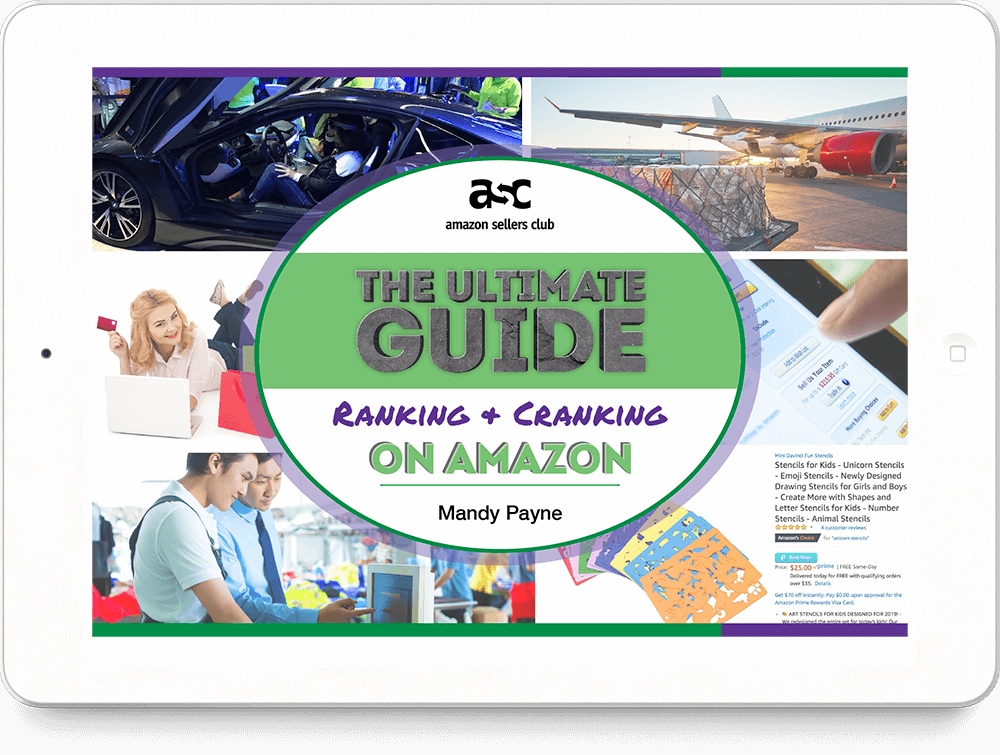 THE ULTIMATE GUIDE – RANKING & CRANKING on Amazon
